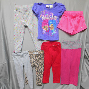 Other - Lot of 7 pieces girls size 3T clothes